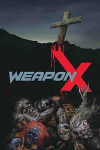 WEAPON X #24
