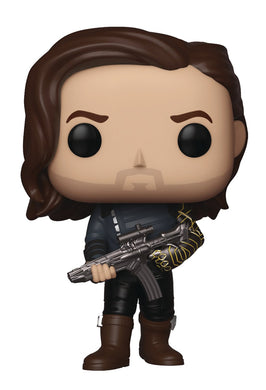 POP MARVEL INFINITY WAR S2 - BUCKY VINYL FIG