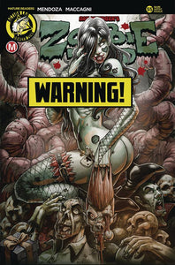 ZOMBIE TRAMP ONGOING #55 CVR D TABANAS RISQUE (MR)