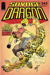 SAVAGE DRAGON #243 (MR)