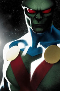 MARTIAN MANHUNTER #4 (OF 12) VAR ED