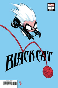 BLACK CAT #1 YOUNG VAR