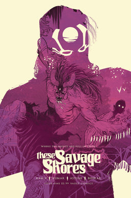 THESE SAVAGE SHORES #1 (4TH PTG) (MR)