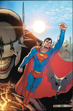 BATMAN SUPERMAN #1 SUPERMAN COVER