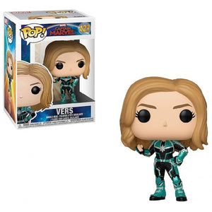 Captain Marvel: Vers POP