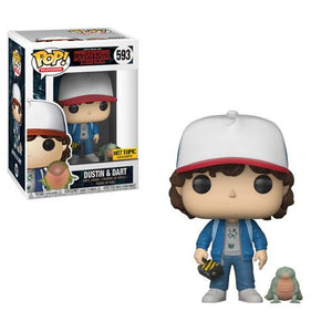 Stranger Things: Dustin and Dart - Hot Topic Exclusive