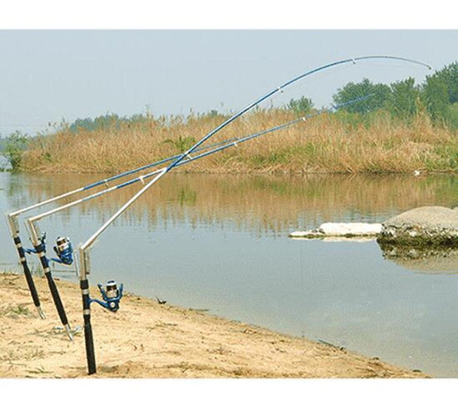 Automatic Stainless Steel Fishing Rod - gopowear.com