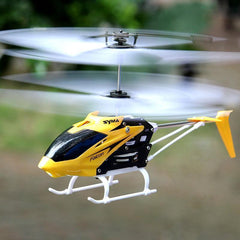 Electric Remote Control Helicopter Shatterproof Toys - gopowear.com