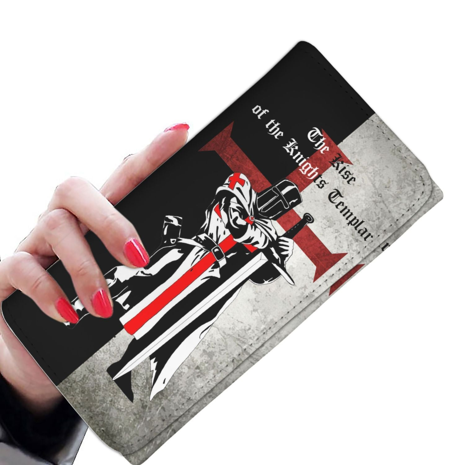 Women Wallet - The Rise of the Knights Templar