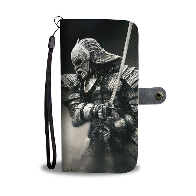 Wallet Case - Warriors Samurai ZTAH130904