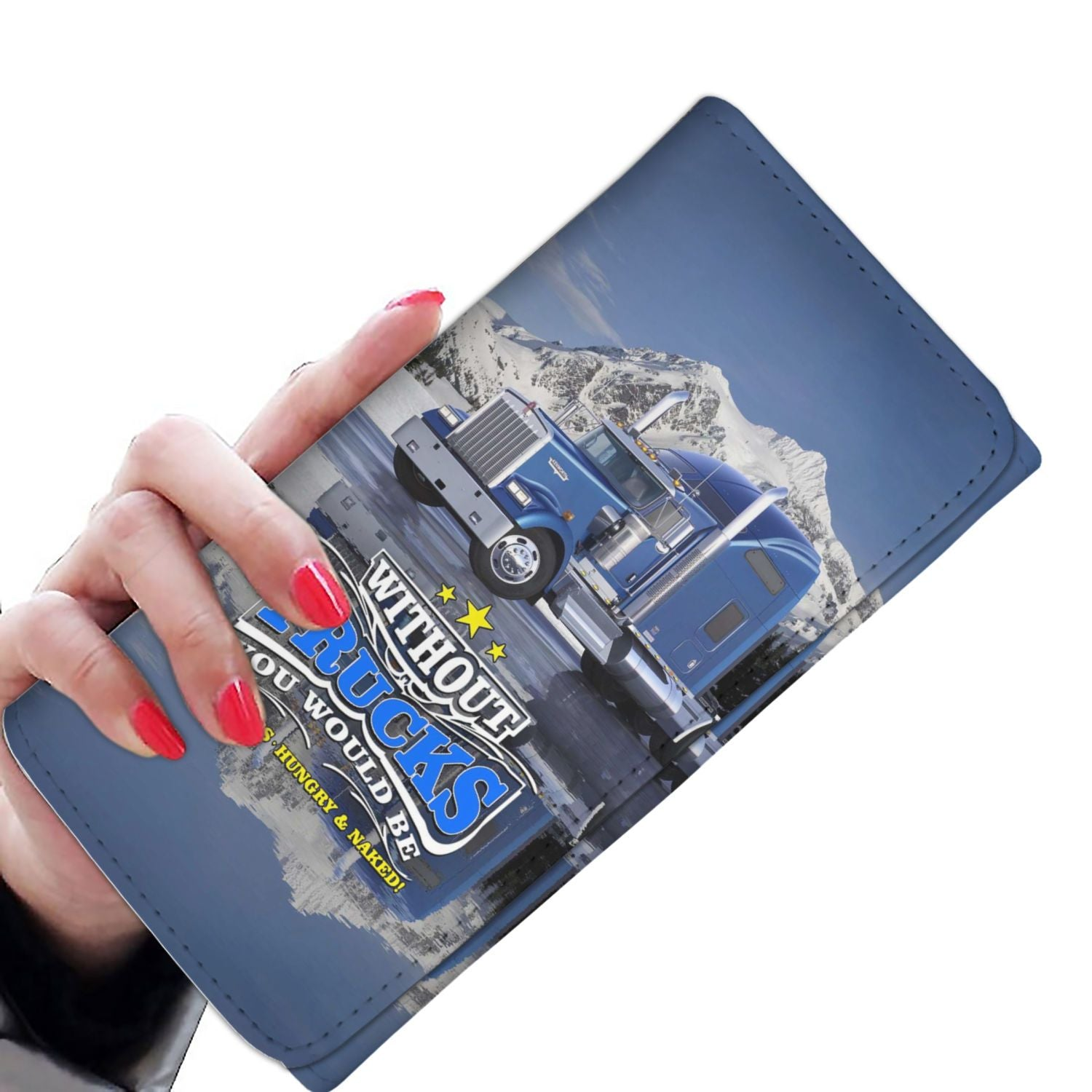 Women Wallet - Kenworth T660