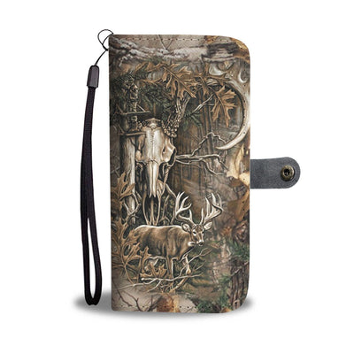 Wallet Case - Hunting Deer