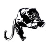19.5*13.6CM Fiery Wild Panther Hunting Car Body Decal Stickers - gopowear.com