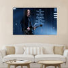 4-piece Chris Cornell printed Canvas Wall Art