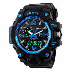Shock Men Digital Big Watches - gopowear.com