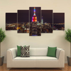 New York printed Canvas Wall Art