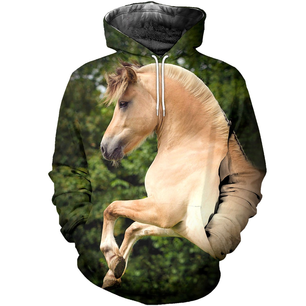 3D All Over Printed Fjord Horse Shirts and Shorts