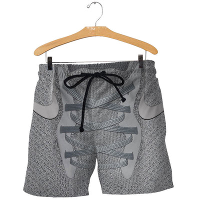 3D All Over Printed Shoes Shirts and Shorts
