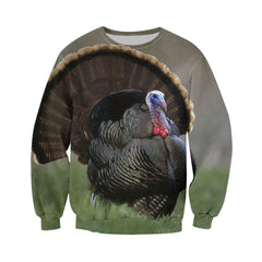 3D All Over Printed  Turkey Hunting Shirts and Shorts