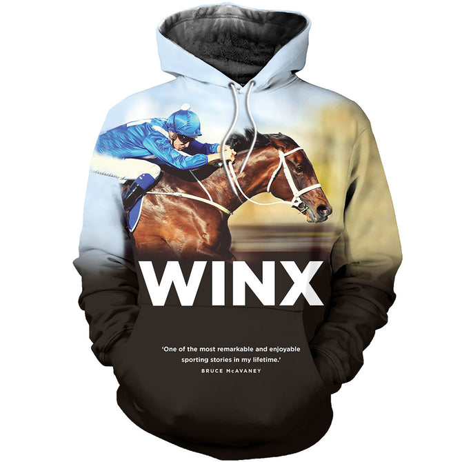 3D All Over Printed Winx Horse Winer Shirts and Shorts