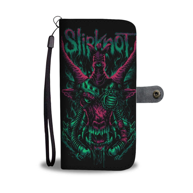 Fashion Slipknot Wallet Phone Case - gopowear.com