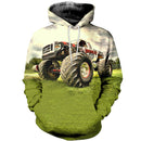3D printed Monster Truck T-shirt Hoodie SNTM160402