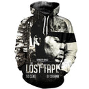 3D printed 50 Cent The Lost Tape T-shirt Hoodie - gopowear.com