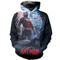 3D printed Antman and The Wasp 2018 T-shirt Hoodie - gopowear.com