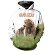 3D printed MaMa Bear Nature T-shirt Hoodie SCTK050409