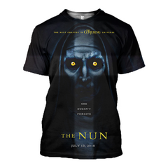 3D printed The Nun 2018 T-shirt Hoodie