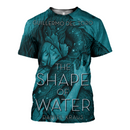 3D printed The Shape of Water T-shirt Hoodie