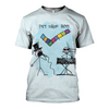 3D printed Pet Shop Boys T-shirt Hoodie
