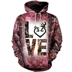 3D printed LOVE Country Girls T-shirt Hoodie ADGM200301