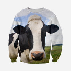 3D printed Dairy Cow Tops