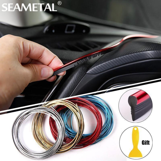 5M Car styling  Interior Decoration Strips - gopowear.com