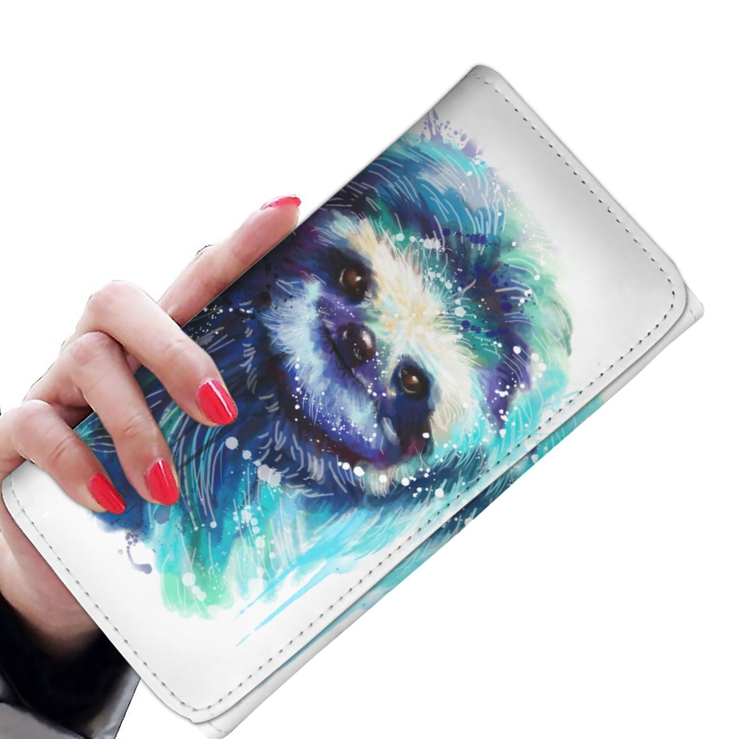 Women Wallet -  Sloth Love ATDK030501