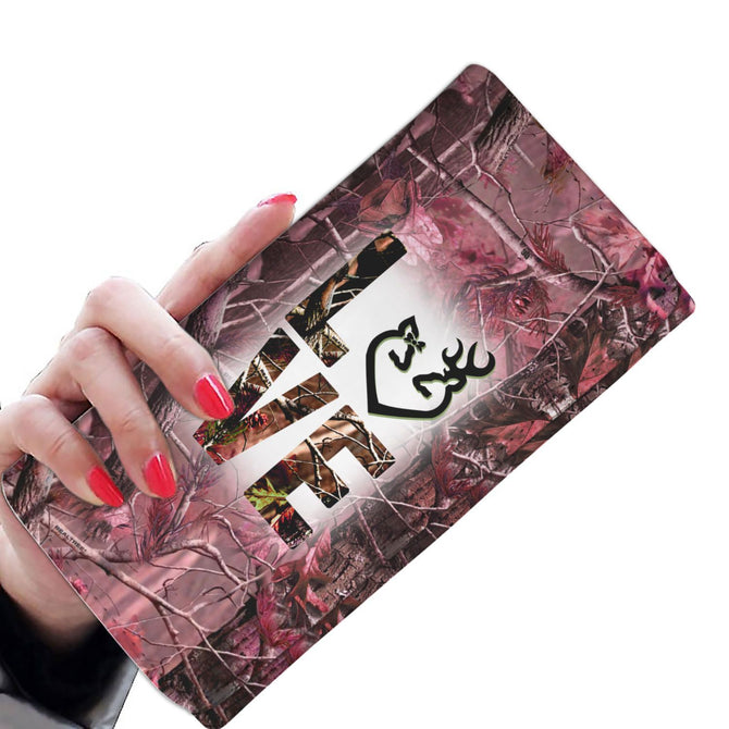 Women Wallet - Country Girl ADGM200301 - gopowear.com