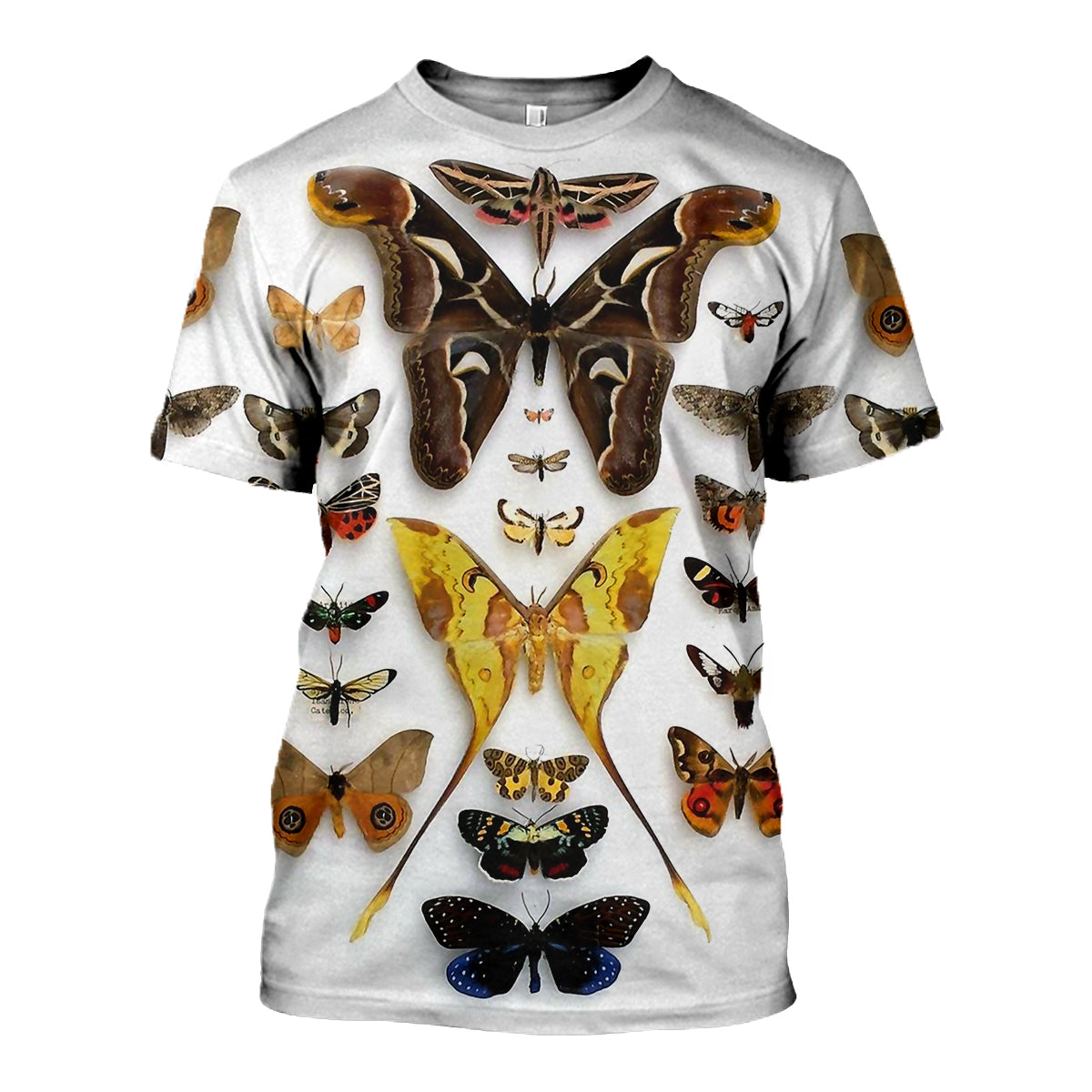 3D All Over Printed Butterflies Shirts And Shorts
