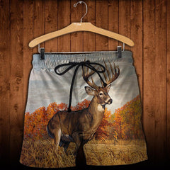 3D printed Whitetail Deer Painting  Clothes