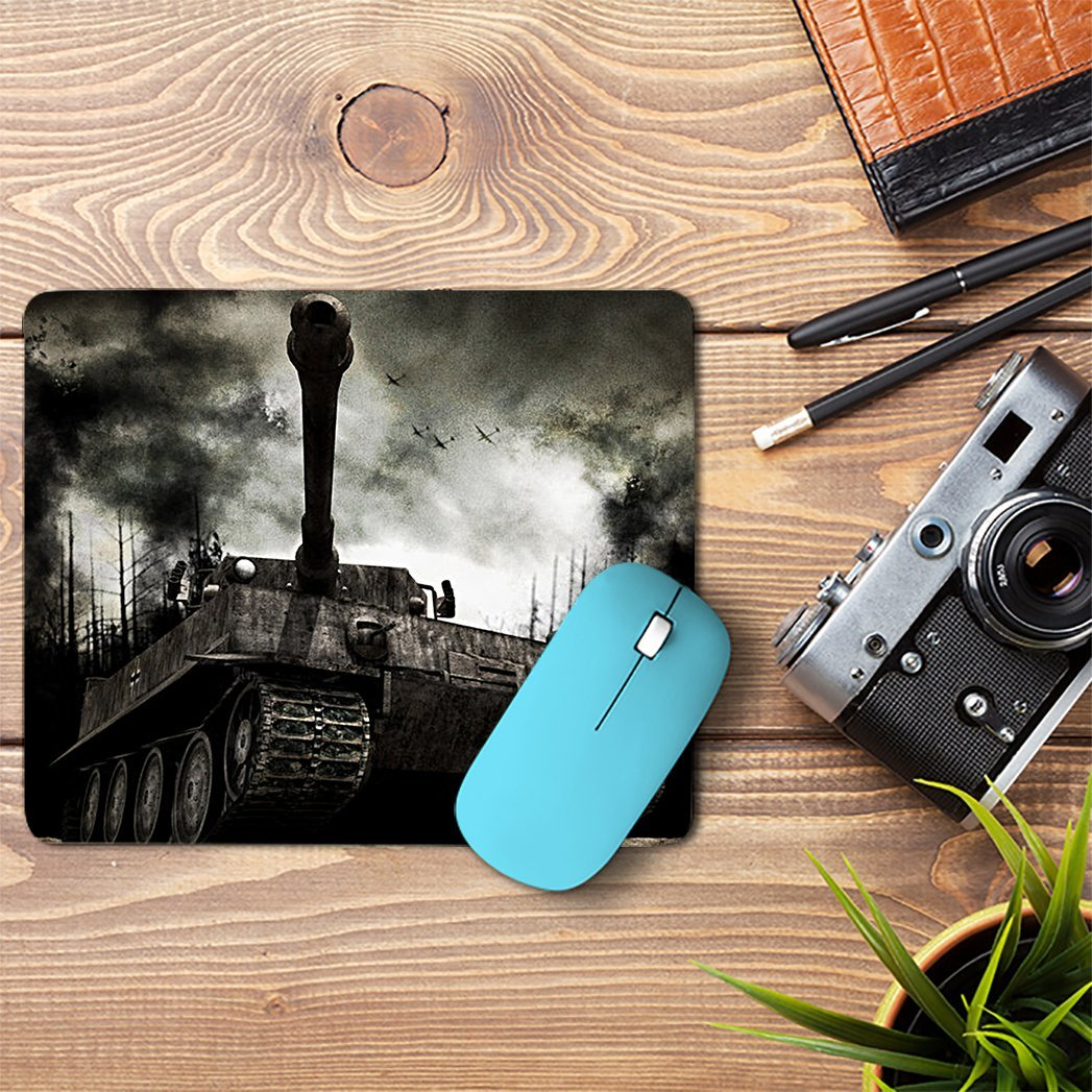 Mouse Pad - Tiger Tank
