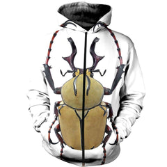 3D All Over Printed Exotic Bug Shirts And Shorts