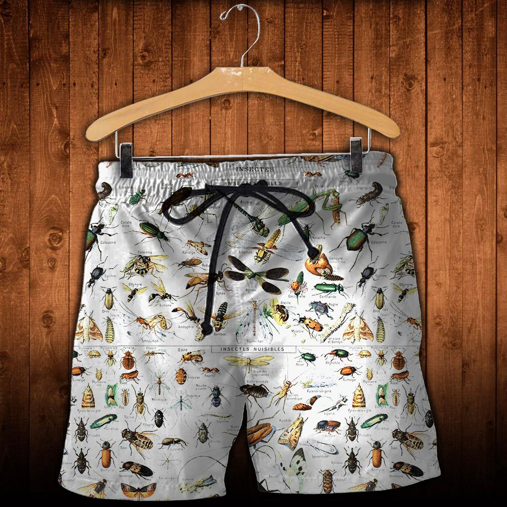 Full Printed Insects  Clothes