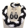 African Beads Jewelry Sets J1055 - gopowear.com