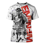 3D All Over Printed Eminem Singer Shirts and Shorts SCDK111001 - gopowear.com