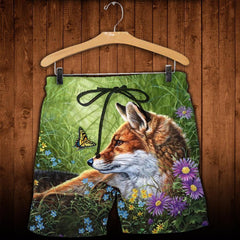 3D printed Fox Clothes