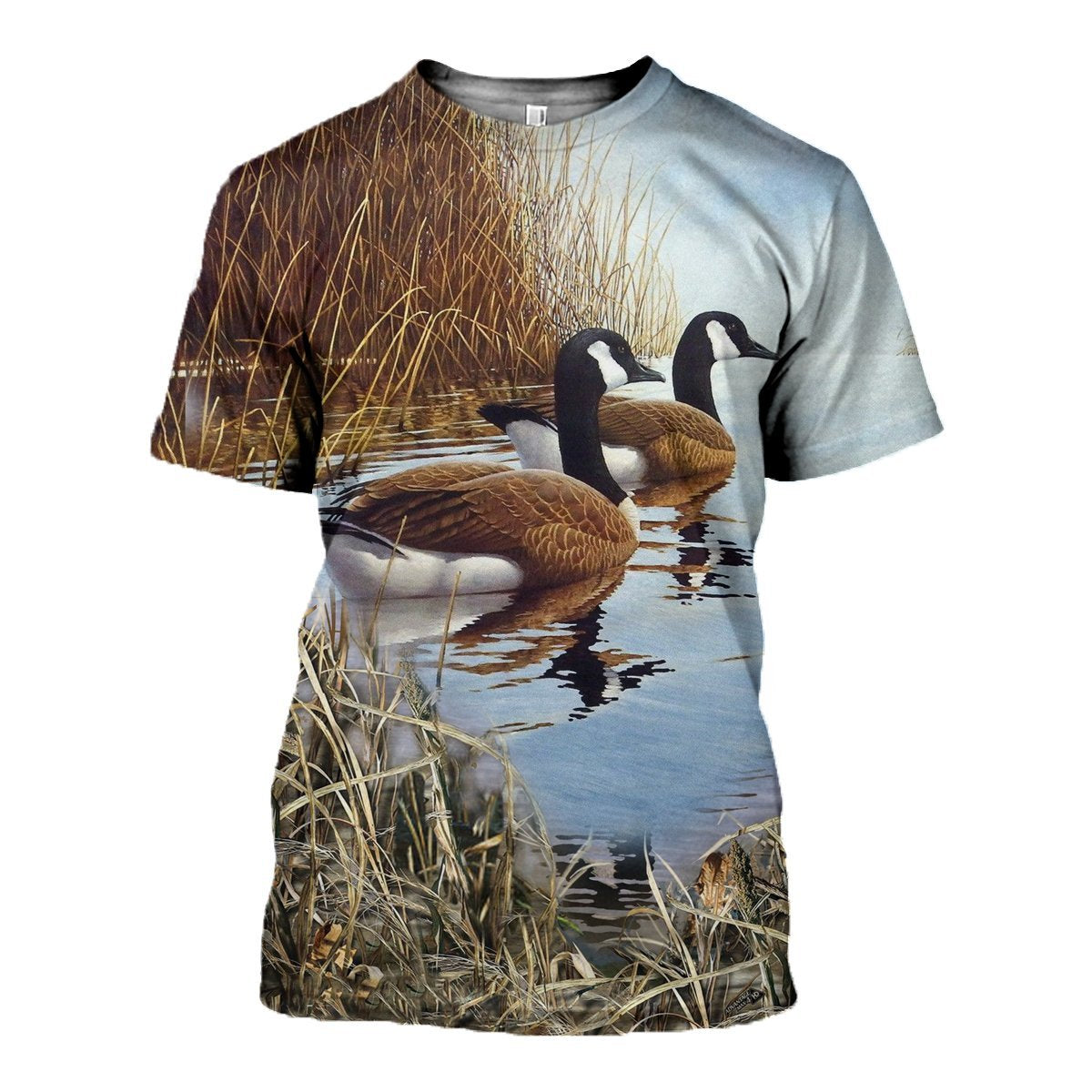 3D printed Canada Geese Clothes