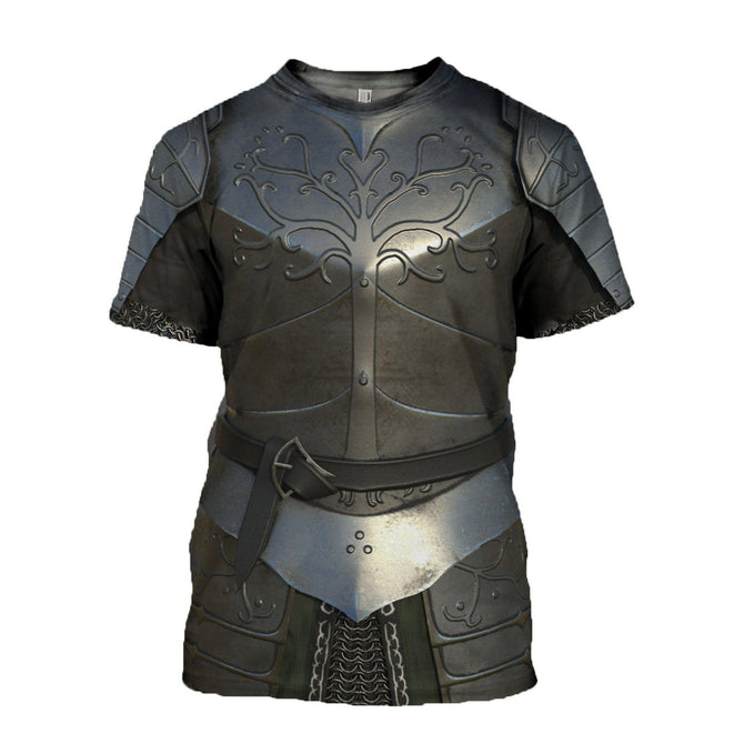 3D printed Knight Medieval Armor Tops