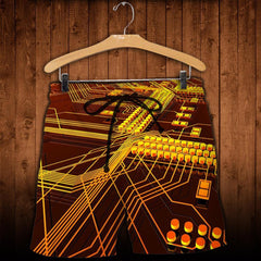 3D printed Electronic components Clothes