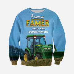 3D printed Farmer Clothes