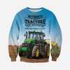 3D printed Tractor Farmer Clothes